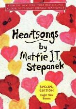 Heartsongs, Stepanek, Mattie J. T., Very Good Book