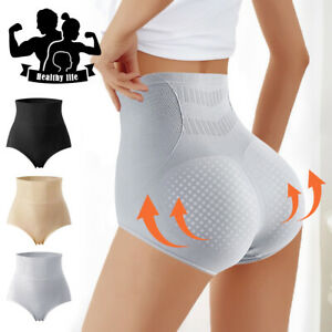 High Waist Body Shaper Slimming Tummy Control Panty Butt Shaper Underwear Corset