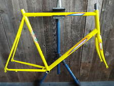 New-Old-Stock Bertin Road Frame and Fork (60 cm) w/ Bright Yellow Enamel Finish