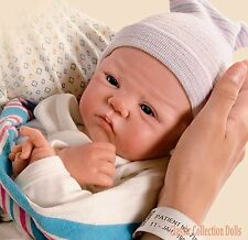 "Ashton Drake ""Welcome to the World"" neonato baby doll-nuovo design - In Stock Ora"
