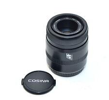 Cosina AF 100mm f3.5 MC Macro Lens for Canon EF mount