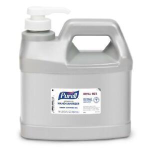 Advanced Green Certified Gel 64oz refill 9684-04