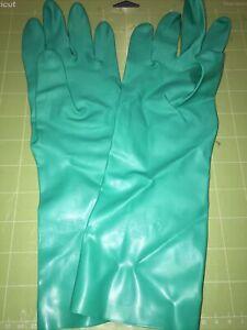 NORTH LA102G/7. NITRIGUARD PLUS. Cut/ Chemical  Resistant. 12Pk 👀 GR8T PRICE