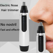 Electric Nose Nostril Hair Trimmer Fast and Effective NEW HOT *-`