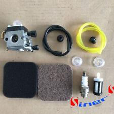 Carburetor FIT STIHL FS85 FS75 FS80 KM85 HS75 HS80 HS85 Carb & Fuel Line Filter