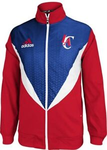 Los Angeles Clippers Adidas 2013 NBA Resonate Performance Jacket