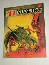 Titan Chronicles of NEMESIS THE WARLOCK Book 1 1st Print TPB Trade Paperback