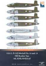Dutch Decals 1/32 B-25 MITCHELL Netherlands East Indies