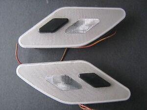 1990's Mercedes-Benz S Class Interior Rear Sail Panel Interior Lights
