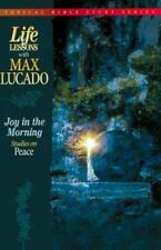 Topical Bible Study Ser.: Joy in the Morning : Studies on Peace Vol. 8 by Max...