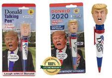 2016 & 2020 Donald Trump Talking Pens