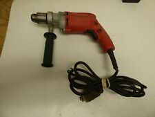 """Milwaukee 0299-20 Magnum Heavy-Duty 1/2"""" Corded Drill FREE SHIPPING!!"""
