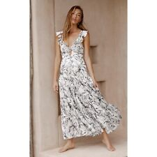 NWT Significant Other Soller Maxi Dress Size US10