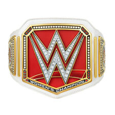 WWE Women's World Championship Commemorative Title Belt Official Replica NEW