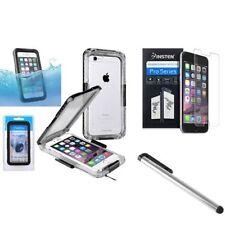 Étuis, housses et coques avec clip noir transparent iPhone 6 pour téléphone mobile et assistant personnel (PDA)