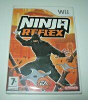 Ninja Reflex - Nintendo Wii (PAL España precintado)