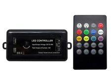 Sound Sensor Music Controller 20 Key Remote For RGB LED Bulb Lamp Light Strip