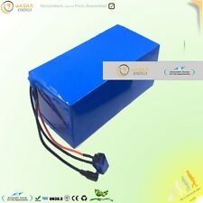 48V 20AH Battery Pack Lithium li-ion electrical bicycle bike ebike rechargeable