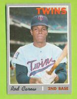 1970 Topps - Rod Carew (#290)  Minnesota Twins