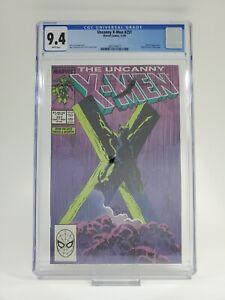 🔥 X-Men #251 ~ CGC 9.4 ~
