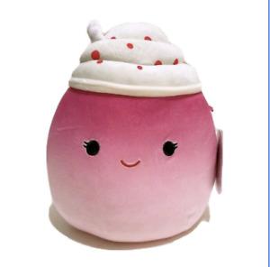 "Squishmallow 5"" Cinnamon The Frozen Yogurt Mini Plush Doll"