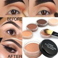 Eyebrow Cream Sets Waterproof Long Lasting Makeup Professional Eye Cosmetics