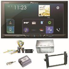 PIONEER sph-da230dab BLUETOOTH KIT installazione autoradio per Mercedes Vito Viano w639