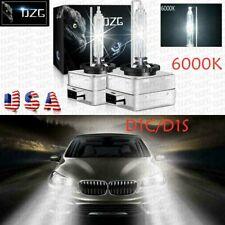 70W D1S 6000K HID Xenon Headlight Light Bulbs Kit For BMW VW Audi White 2PCS