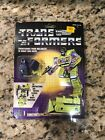 Transformers Bonecrusher G1 MOC Complete New Sealed Authentic 1984 Hasbro