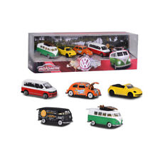 "MAJORETTE 212057615 VOLKSWAGEN ""The Originals"" Giftpack 5er Set 1:64 Nouveau! °"