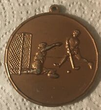 Floorball Medal Arken Cup 1991 Vintage Medal Really Nice Piece for 29 Years Old