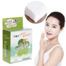 100 sheets Cotton Pad Clean Facial Towel Deep Clean Makeup Remover Nail Polish