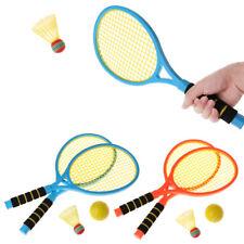 1Set Two-in-one Racket Children Fitness Badminton Tennis Racquet Outdoor Leisure