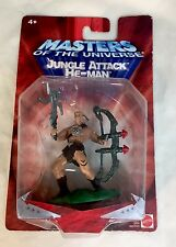 """Masters of the Universe He-Man Figure New In Box Mattel 2.75"""""""