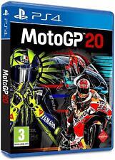 MOTO GP 20 PS4 VIDEOGIOCO UFFICIALE 2020 PLAYSTATION 4 ITALIANO MOTOGP NUOVO