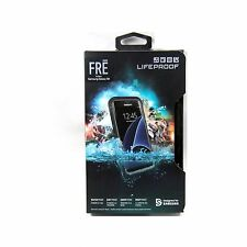 LIFEPROOF CASE FOR SAMSUNG GALAXY S8 FRE SHOCK WATERPROOF GENUINE BLACK 77-54825