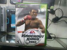Knockout Kings 2002 (Microsoft Xbox, 2002)