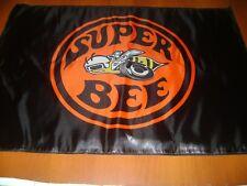 "Super Bee Hemi 20x30"" Flag Banner American Garage Racing Muscle Car Dodge Mopar"
