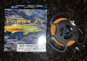 Cortland Fairplay Hi Speed Floating Rocket Taper Fly Fishing Line - WF-5-F NEW