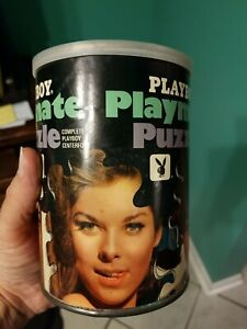 VINTAGE Miss November 1967 Playboy Playmate Jigsaw Puzzle PAIGE YOUNG- No Poster