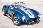 1965 Shelby Cobra (Backdraft Racing) 342 Stroker Twin 4BBl Carb Setup, Genuine Leather, Bluetooth Stereo, Aluminum Gas Tank!