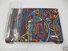 NEW Genuine Dell DESIGNER Studio 1737 LCD Back Cover Red Picasso - P/N N888K
