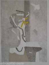 BEAUDIN ANDRE LITHOGRAPHIE 1971 SIGNÉE CRAYON NUM/10 HANDSIGNED NUMB LITHOGRAPH
