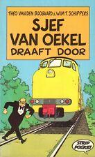 SJEF VAN OEKEL STRIP POCKET - SJEF VAN OEKEL DRAAFT DOOR - Boogaard & Schippers