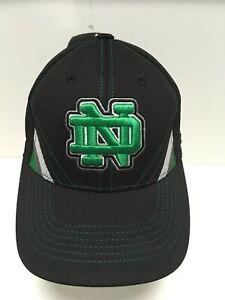 NOTRE DAME (University of) Fighting Irish Logo Baseball Hat Ball Cap NEW NWT