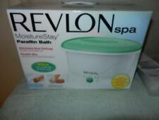 Revlon Paraffin Spa Bath Rvs1213 (see pictures)