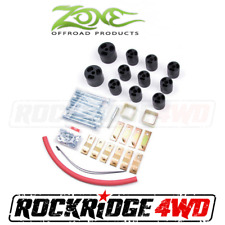 "Zone Offroad 2"" Body Lift Kt Manual 87 88 89 90-95 Jeep YJ Wrangler 4WD Gas 4x4"