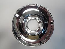 ROLLS ROYCE PHANTOM OEM CHROME PLATED HUBCAP RING NEW