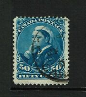 Canada SC# 47, Used - S8480