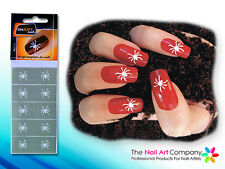 SmART-Nails - Spider Nail Art Stencils N030 Professional Nail Product
